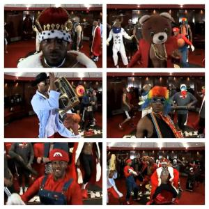 The HEAT drop their own 'Harlem Shake' video