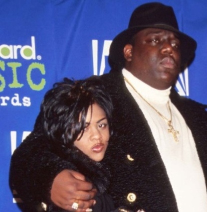 Lil' Kim and The Notorious B.I.G.