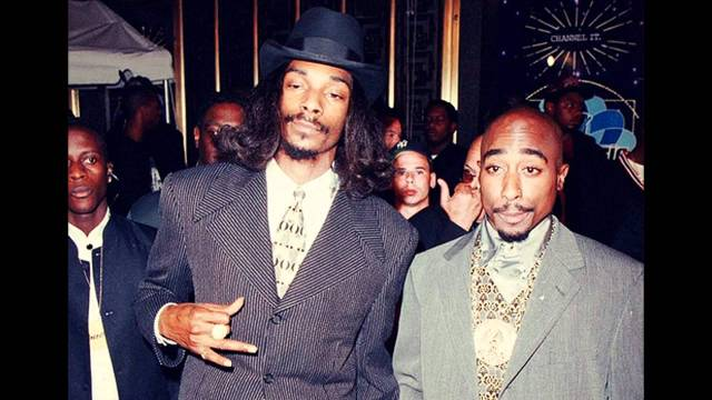 Snoop and Pac