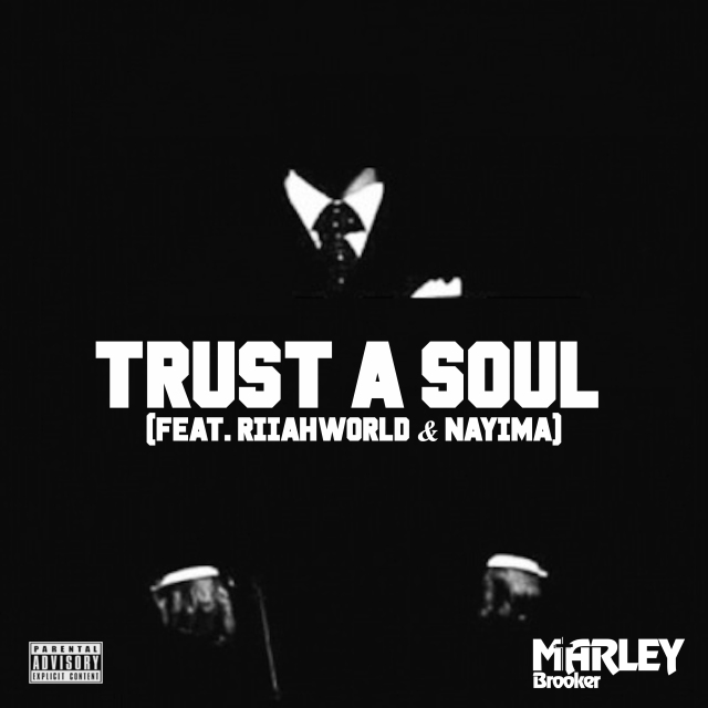 Trust A Soul (Retail Version) Single Art